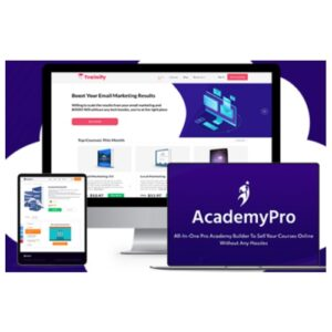 AcademyPro Commercial – All-In-One Pro Academy Builder