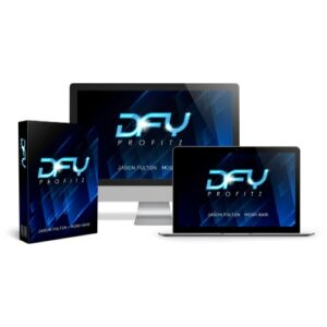 DFY Profitz – FULLY DONE FOR YOU AFFILIATE SYSTEM