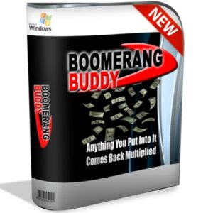 Boomerang Buddy – Get Profit From Other People Success