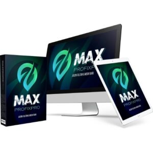 MaxProfiXPro – The Complete 3 in 1 Software Solution