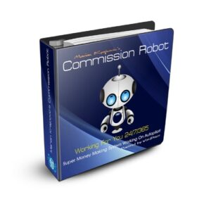 Commission Robot – Super Money Making  System Working On Autopilot