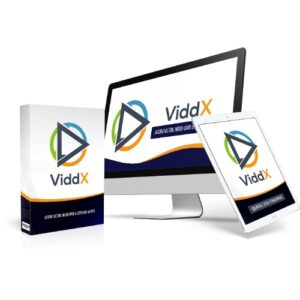 Viddx – Turn Free Videos Into Commissions In Just 60 Seconds