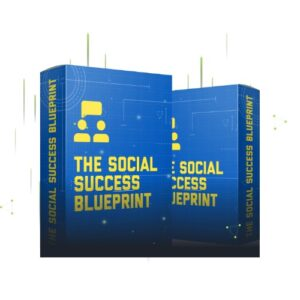 Social Success Blueprint – Live Training Series To Master The Social Network