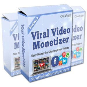 Viral Video Monetizer Affiliate Marketing Software (view mobile)