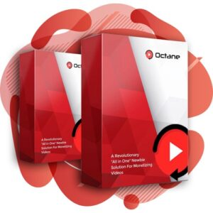 Octane – A Revolutionary All In One Newbie Solution For Monetizing Videos