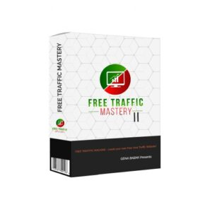 Free Traffic Mastery 2.0 – Create Your Own Free Viral Traffic Machine