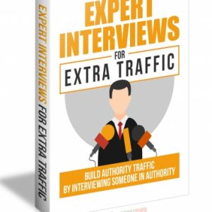 Expert Interviews For Extra Traffic