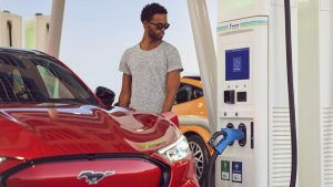 Charging an electric vehicle? Easier than you think